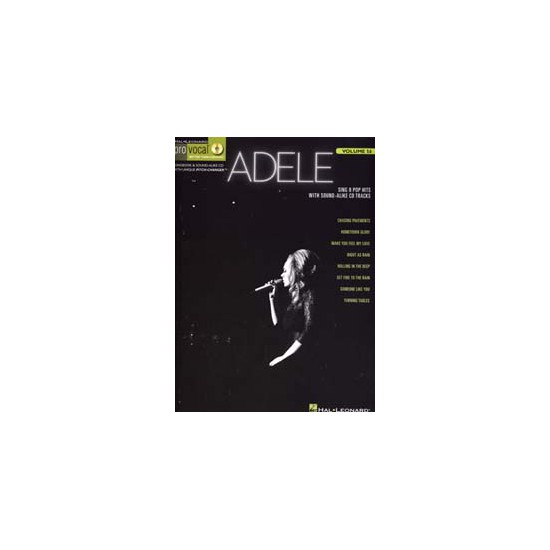 PRO VOCAL V.56 ADELE + CD