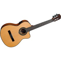 LAG OCCITANIA 66 GUITARE ELECTRO-ACOUSTIQUE