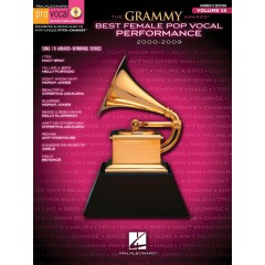 PRO VOCAL V.58 GRAMMY AWARDS BEST FEMALE POP 2000-2009
