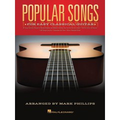 POPULAR SONGS EASY GUITAR TAB