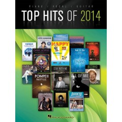 TOP HITS OF 2014 P/V/G