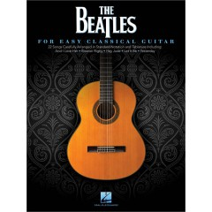 THE BEATLES EASY CLASSICAL GUITAR TAB