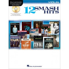12 SMASH HITS VIOLON + CD