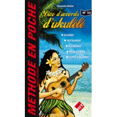 POCHE N°53 DICO D'ACCORDS UKULELE