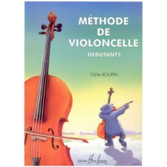 METHODE DE VIOLONCELLE V.1
