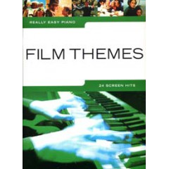 REALLY EASY PIANO FILMS THEMES