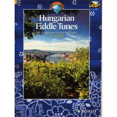 HUNGARIAN FIDDLE TUNES VIOLON + CD