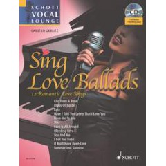 SING LOVE BALLADS + CD