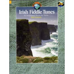 IRISH FIDDLES TUNES VIOLON + CD