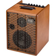 ONE FOR STREET WOOD AMPLI ACOUSTIQUE 80W