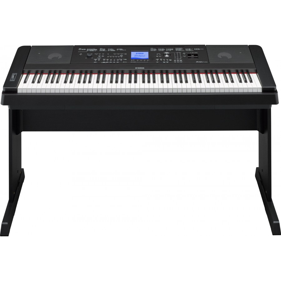 steel music yamaha dgx 660 noir piano numerique arrangeur. Black Bedroom Furniture Sets. Home Design Ideas