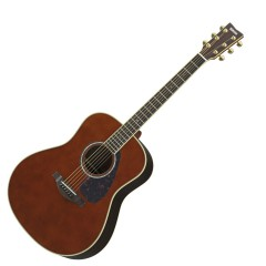 GUITARE FOLK T EPICEA ENG MASSIF DREADNOUGHT DARK TINTED / ARE