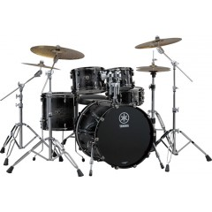 KIT LIVE CUSTOM 22X14 10X7 12X8 16X13 FT BLACK SHADOW SUNBURST