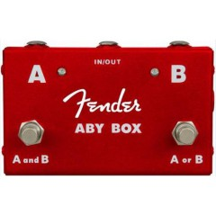 2 SWITCH ABY PEDAL FABY