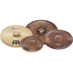 SET CYMBALES MEINL BYZANCE JOHNSTON