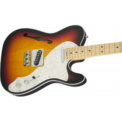 FENDER - AM ELITE TELE THINLIN MN 3TSB