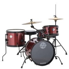 KIT LUDWIG POCKET KIT BORDEAUX PAILLETE