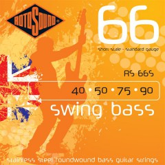 ROTOSOUND - SWING BASS  SHORT SCALE SET