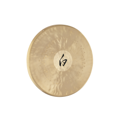 "MEINL - GONG SONIC ENRGY WHITE 12"" MAILLOCHE"