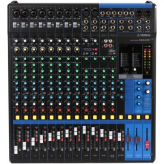 YAMAHA - CONSOLE ANALOGIQUE MG16XUYEM 16 VOIES SPX