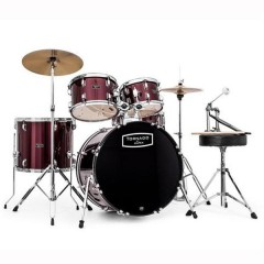 KIT TORNADO FUSION 20 BURGUNDY RED