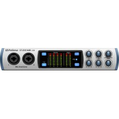 PRESONUS - INTERFACES AUDIO STUDIO 6X6 USB 2.0 24 BITS /192 KHZ