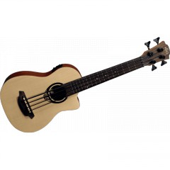 Mini bass - Tiki Uku Mini Bass cutaway acoustic elec
