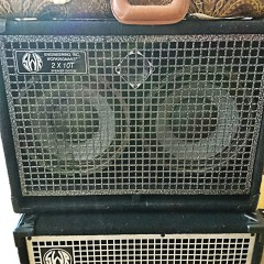 ENCEINTE BASSE 2X10 WORKINGMAN