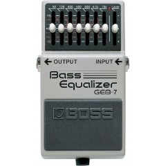 BOSS - bass equalizer