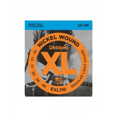 D'ADDARIO - LIGHT 10-13-17-26-36-46
