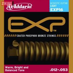 D'ADDARIO - P/BRONZE EXP LIGHT 12-53      9-47
