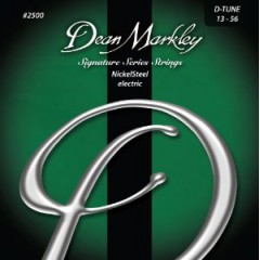 DEAN MARKLEY - NICKEL STEEL DT 13-56