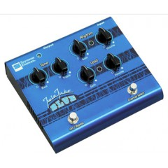 SEYMOUR DUNCAN - PEDALE TWIN TUBE BLUE