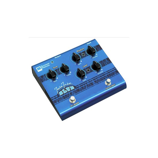 PEDALE TWIN TUBE BLUE