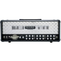 MESA BOOGIE - TETE DUAL RECTO CHROME PANEL