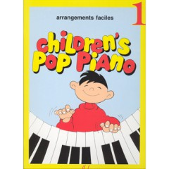 CHILDREN'S POP PIANO V.1