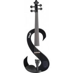 STAGG - VIOLON ELECTRIQUE STAGG NOIR BRILLANT