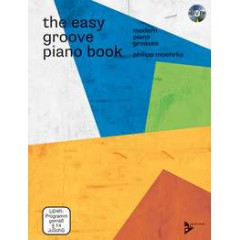 THE EASY GROOVE PIANO BOOK + DVD