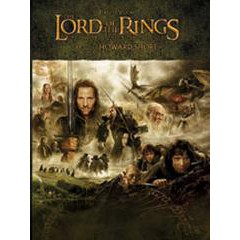 LORD OF THE RINGS TRILOGY PIANO SOLO