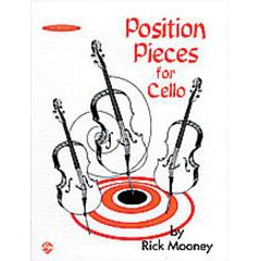 POSITION PIECES FOR CELLO V.1