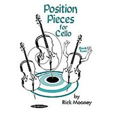 POSITION PIECES FOR CELLO V.2