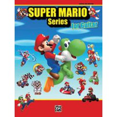 SUPER MARIO SERIES GUITARE TAB