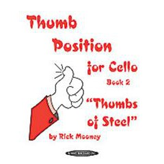 THUMB POSITION FOR CELLO V.2