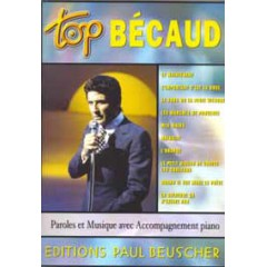TOP GILBERT BECAUD P/V/G