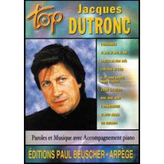 TOP JACQUES DUTRONC P/V/G