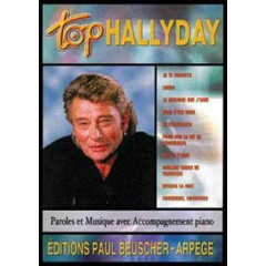 TOP JOHNNY HALLYDAY V.1 P/V/G