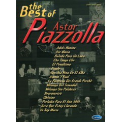 BEST OF PIAZZOLLA P/V/G