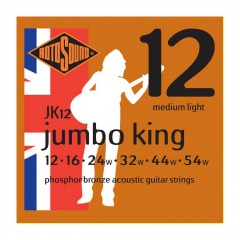 JUMBO KING PHOSPHOR BRONZE SET