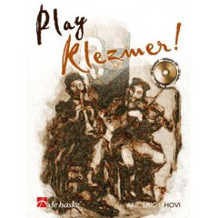 PLAY KLEZMER CLARINETTE + CD