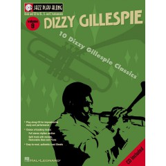 JAZZ PLAY-ALONG VOL.009 DIZZY GILLESPIE + CD